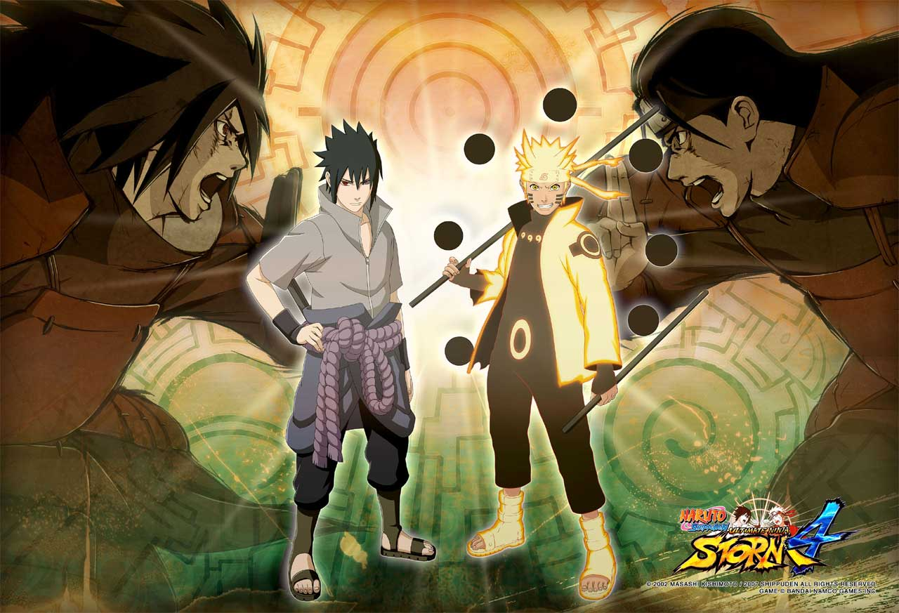Naruto Shippuden Ultimate Ninja Storm 4 Buktikan Jika Uchiha